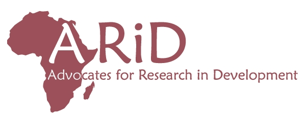 Welcome   Advocates for Research in Development