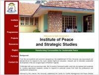 Institute of Peace and Strategic Studies, Gulu University, Uganda